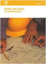 Health and Safety in Construction (Health and Safety Guidance) By Health and Sa