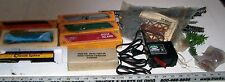 Bachmann Complete HO Electric Freight Train Set with Original Sub Boxes & Track