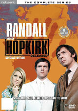 Randall And Hopkirk (Deceased) - The Complete Series (DVD, 2007, 8-Disc Set,...