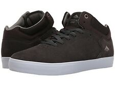 EMERICA 6102000112 010 THE HSU G6 Mn's (M) Charcoal Suede Skate Shoes