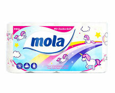 Unicorn Toilet Paper with zauberduft by Mola 3-lagig 150 BL A Reel Toilet Paper