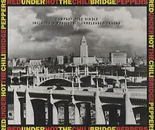 """Red Hot Chili Peppers Under The Bridge CD single (CD5 / 5"""") UK W0084CD"""