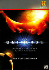 The Universe ~ The Complete Series Mega Collection ~ BRAND NEW 19-DISC DVD SET