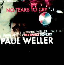"No Tears To Cry Paul Weller UK 7"" vinyl single record 2734973 ISLAND 2010"
