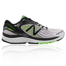 New Balance M880v7 Mens Grey Running Road Sports Shoes Trainers Pumps