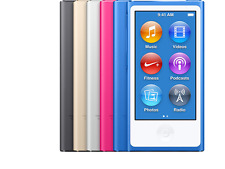 Apple iPod Nano 16GB 7th Generation all colours LATEST MODEL 2015