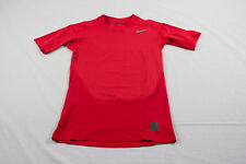Nike Pro - Red Compression Tight Fit Short Sleeve Shirt (Multiple Sizes) - Used