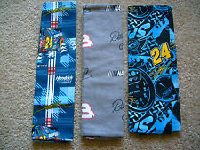 NASCAR (BRAND NEW) HAND CRAFTED REMOVEABLE PILLOW CASE COVERS