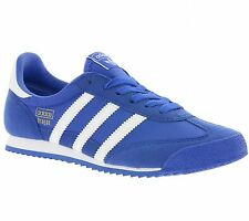 NEW adidas Originals Dragon OG J Shoes Children's Sneakers Sneakers Blue BB2486