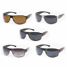 XLoop Fashion Sunglasses for Men - Casual Shades - Metal/Plastic Frame