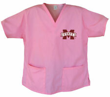 Mississippi State Scrubs MSU Mississippi State Shirts & Tops for Women Ladies