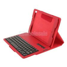 Folding Tablets Keyboard Case with Removable Bluetooth Keyboard for Nexus 9