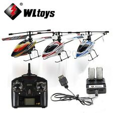 V911 2.4GHz RC 4CH Radio Single Blade Outdoor/Indoor Mini Helicopter Gyro RTF