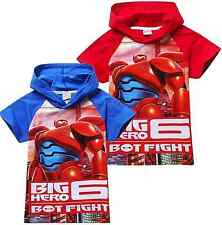 Ex-stores Boys Short Sleeves Cotton T.shirts Casual 3-D Prints Tops, 3 5 3-8 YRS