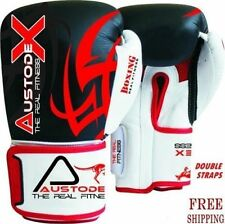 Boxing Sparring Gloves MMA Punch Bag Mitt UFC Fight Training 8oz-16oz