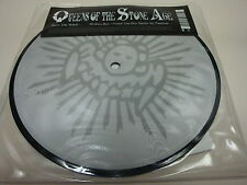 """QUEENS OF THE STONE AGE BURN THE WITCH  7"""" PICTURE DISC VINYL + STICKER NEW"""