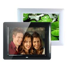 "8"" LCD Digital Photo Frame Movies 800X600 Resolution Video Music Player Remote"