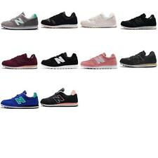 New Balance WL373 B Suede Womens Retro Running Shoes Sneakers Trainers Pick 1