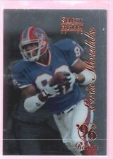 ERIC MOULDS 1996 SELECT CERTIFIED ROOKIE CARD MINT RC SP BUFFALO BILLS $8