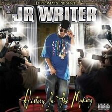 History in the Making [PA] by JR Writer (CD, Jun-2006, Koch (USA)***NEW NEW***