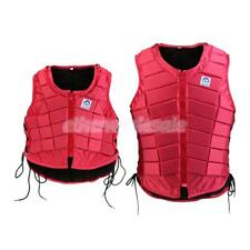 Child Adult Safety Horse Riding Vest Equestrian Protective Vest Body Protector