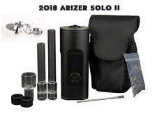 NEW 2017 ARIZER SOLO II 2 PORTABLE + FREE SHARPSTONE GRINDER (AUTHORIZED DEALER)