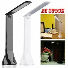 3 Modes Foldable LED Desk Bedside Reading Lamp Table Study Light Touch Control O