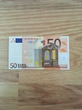 50 Euros Left Over Holiday Money