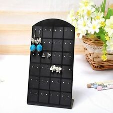 Studs Earrings Display Stand Convenient Jewelry Holder Show Case Tool Rack