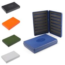 Fly Fishing Box Easy-grip Foam Insert Tackle Boxes Dual Side Hold 200 Flies