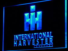 International Harvester Tractor LED Neon Sign