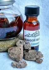 Dragon Blood oil - Candle rituals Hoodoo, Voodoo, Wicca, Pagan