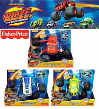 Blaze And The Monster Machines Monster Morpher Vehicle - Choose Your Monster!