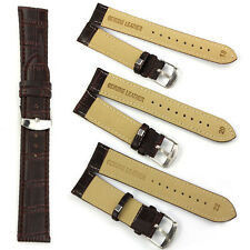 1 Pc High Quality Unisex Genuine Leather Watch Bands Watch Strap Belt Bands