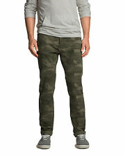 NWT Mens Authentic Hollister by Abercrombie & Fitch Skinny Camo Chino Pants