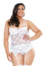 CURVE Heaven Can't Wait Angel Costume Fantasy Lingerie