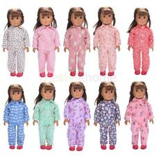 MagiDeal Pajamas Nightgown Clothes for 18'' Our Generation American Girl Doll