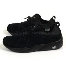 Puma Blaze Of Glory Soft Black-Black-Black Lifestyle Running Shoes 360101 06