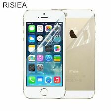 5pcs Front+5pcs Back RISIEA New Matte Anti Glare Screen Protector Film Guard For