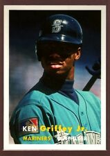KEN GRIFFEY JR MINT MARINERS 1995 TOPPS VARIATION RARE SP 2015 TOPPS ARCHIVES