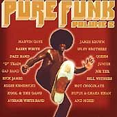 Pure Funk, Vol. 2 by Various Artists CD, May-1999, Mercury, Complete!