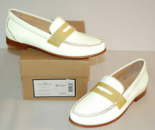 New $198 Cole Haan REFLECTIVE Nike Air Monroe Penny Loafer Sunlight Yellow