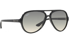 NEW MEN CATS CRYSTAL AUTHENTIC RAY BAN RB4125-2 GRADIENT 100ֵ%UV ITALY MADE