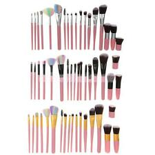 Pro 18pcs Makeup Beauty Artist Foundation Eyeshadow Lip Powder Blush Brushes Kit