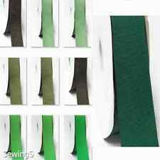 """grosgrain ribbon 7/8"""" / 22mm thin wholesale 100 yards, discount, lime to green"""