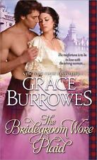 The Bridegroom Wore Plaid-Grace Burrowes-MacGregor novel #1-combined shipping
