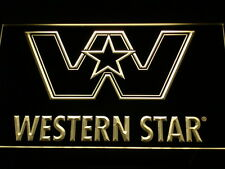 Western Star Logo Services NEW LED Neon Sign