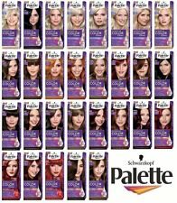Schwarzkopf Palette Intensive Color Creme/Shampoo 48 different