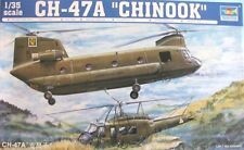 Trumpeter Models 5104 1/35 CH47A Chinook Helicopter