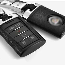 Car Remote Key Fob Case Cover Shell Fit For Cadillac Chevrolet C7 Corvette